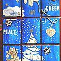 Pocket Letter. Décembre. Thême Noël, forum CSA, envoyée à Pascale