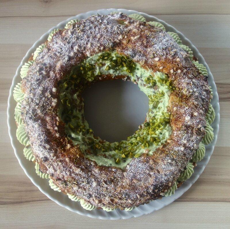 Grenoble-Palerme (gâteau d'anniversaire)