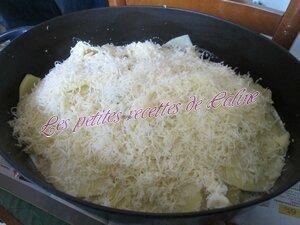 Gratin de pommes de terre avec saucisson37