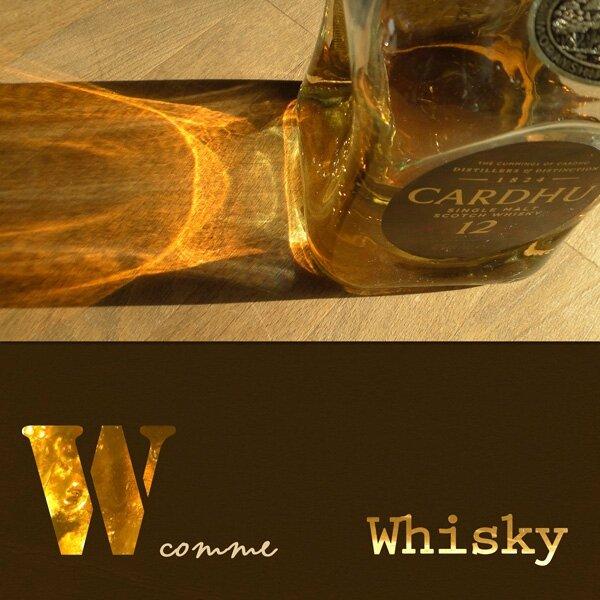W comme wisky