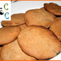 Biscuits Chataigne Chvre sans Gluten