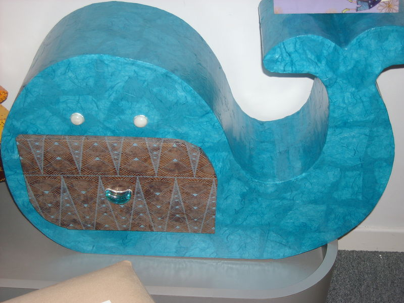 boite à bijoux baleine