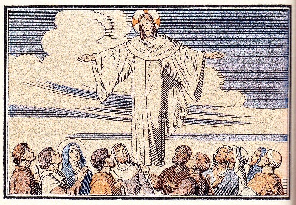 L'Ascension : du merveilleux à l'allégresse