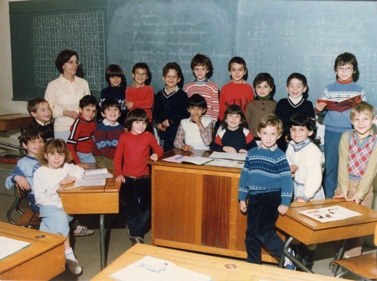 école St-Louis 1985 (2)