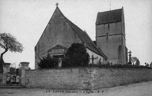 CANON - l'église