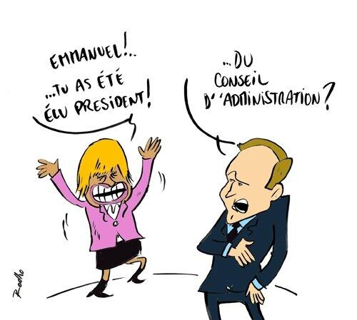 Macron-president-administation