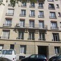 PARIS 17me- Bd Berthier Porte Champerret-