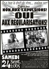 Affiche Manif