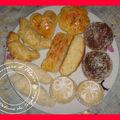Assortiment de gâteaux algériens