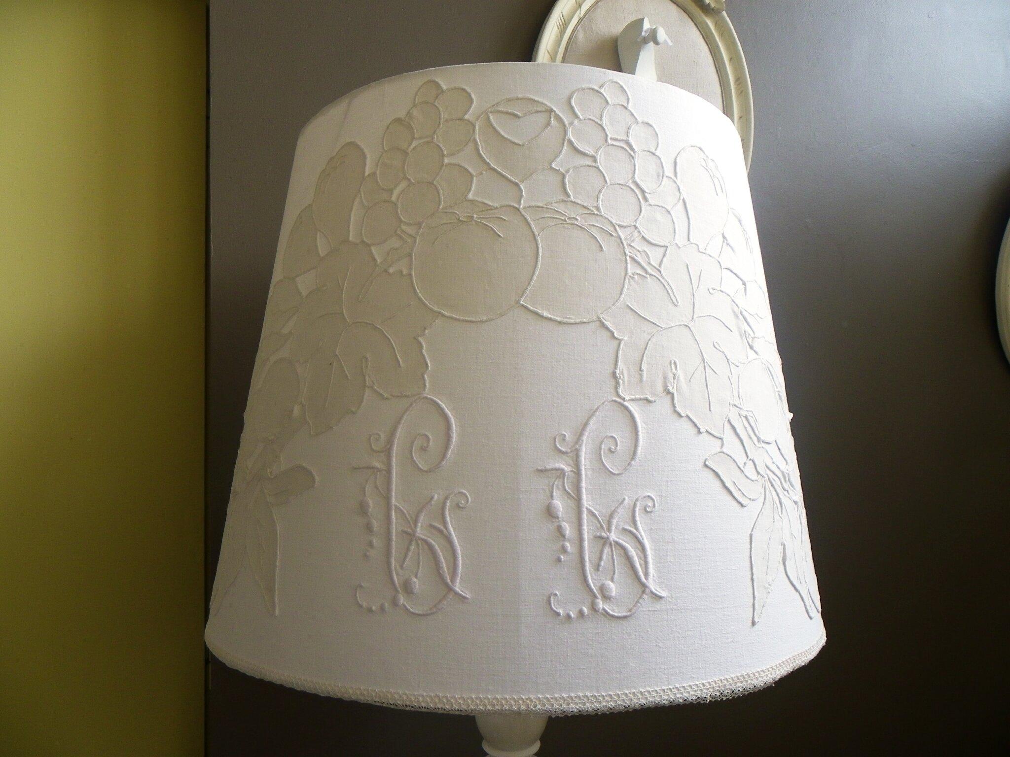 grand abat jour pour lampadaire 15 pour une fois ajoutons une touche de bleu. Black Bedroom Furniture Sets. Home Design Ideas