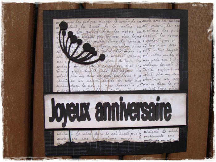 Préférence Photo Noir Et Blanc Anniversaire Hl06 Montrealeast