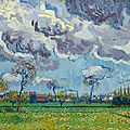 Major van gogh landscape + radical malevich masterpiece join sotheby's ny sale