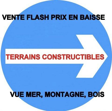 Actualites terrains de particulier diffus independant for Prix des terrains non constructibles