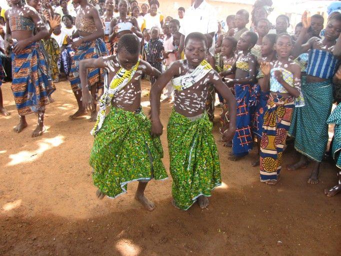 fête d arrivée à Kambolé 5