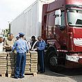 Plus de 127 tonnes saisies en 8 mois : le kif marocain inonde l'algérie .