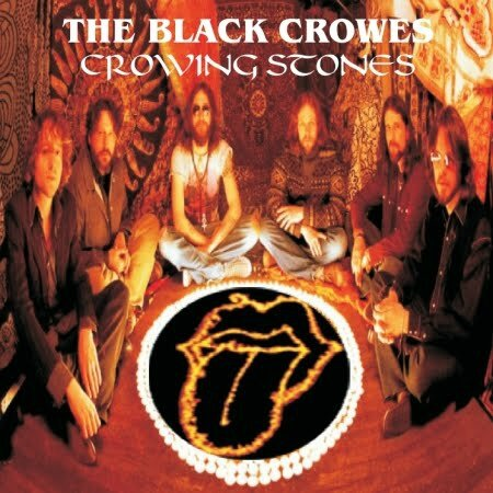 bLACK cROWES cROWING sTONES