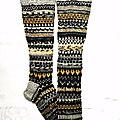 Longues chaussettes finlandaises