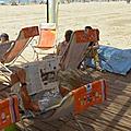 Quand les livres partent à la plage
