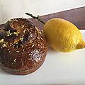 Briochettes au citron