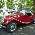 MG TF 1500 roadster 1954 Baden Baden (1)