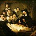 16 - Rembrandt - Peintures - Esquisses - Eau x-fortes