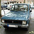 Renault 6 tl (1974-1981)