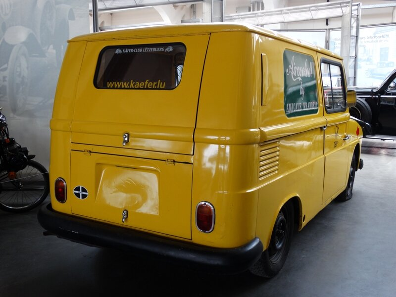 VOLKSWAGEN Fridolin type 147 Diekirch (2)