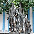 Pouchkine et sa Dame
