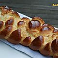 Daring bakers' may 2012 challenge - challah bread -