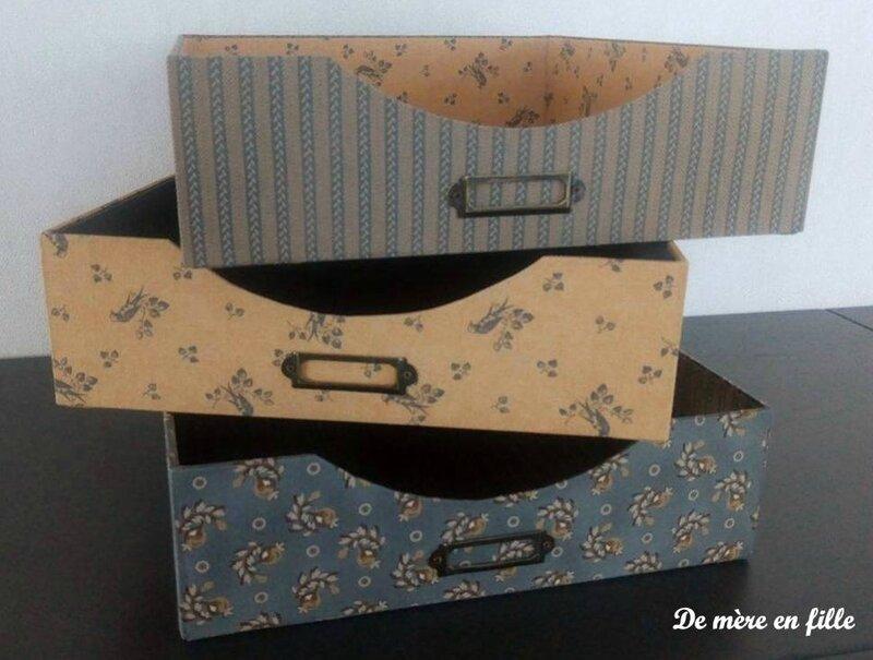 boîtes 1