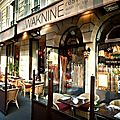 Waknine, restaurant à paris