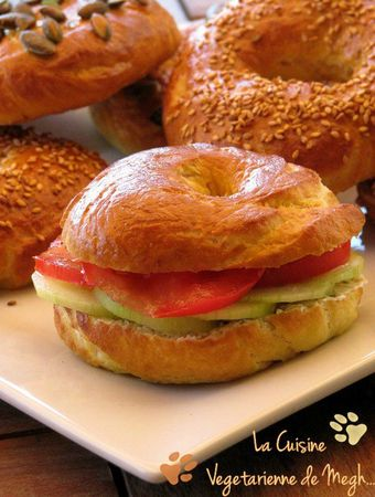 Bagels Vegetarien