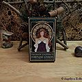 L'oracle madame endora's fortune cards