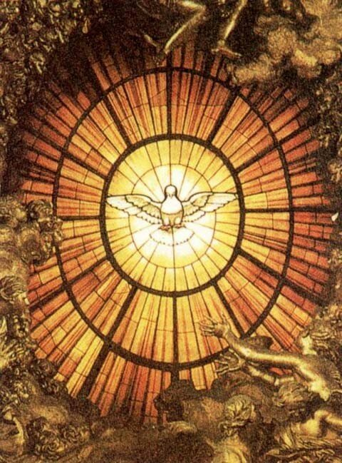 Dieu le Saint Esprit