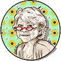 Eva JOLY caricature