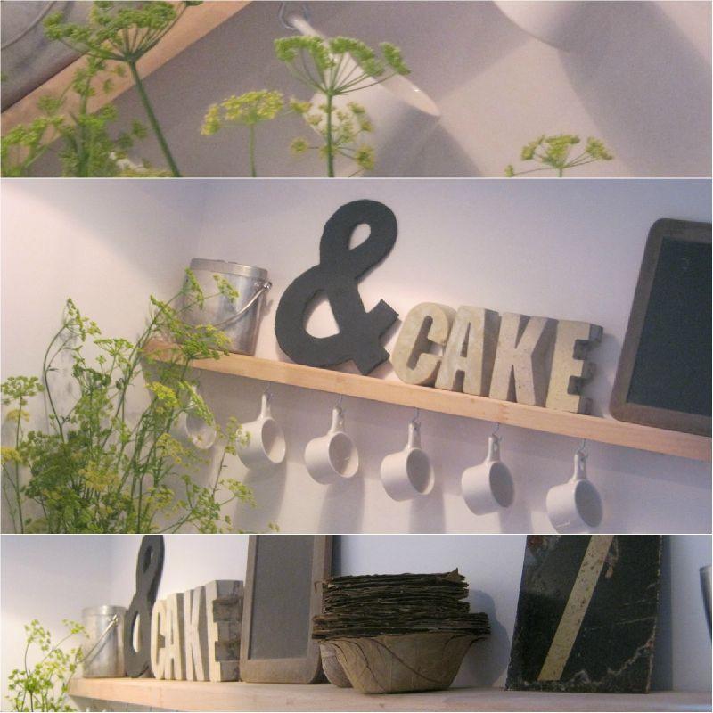 L 39 atelier 1 dentelles oxyd es edition ephemere - Lettre decorative cuisine ...