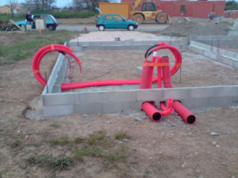 local technique construction piscine
