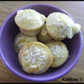 Moelleux camembert & sésame