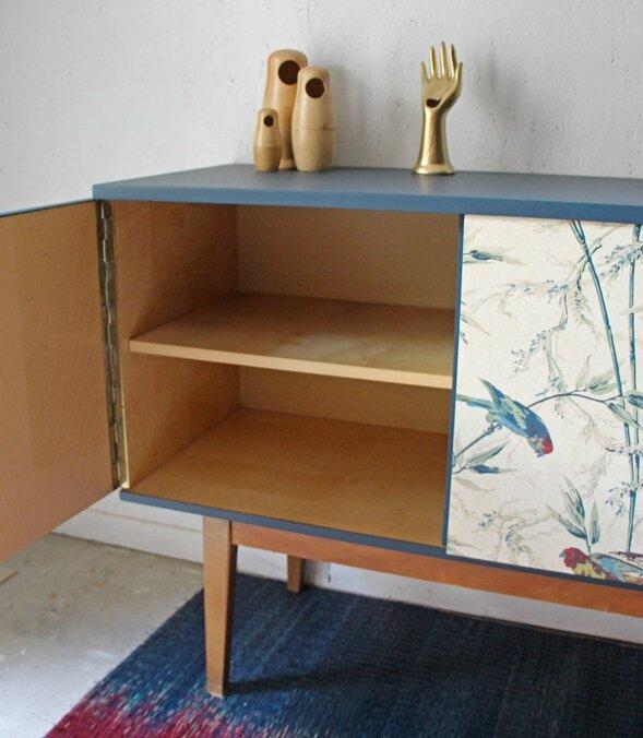 enfilade-vintage-oiseaux-interieur-placard