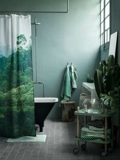 97e7de62426070737c289f3a87058f41--welcome-to-the-jungle-green-bathrooms