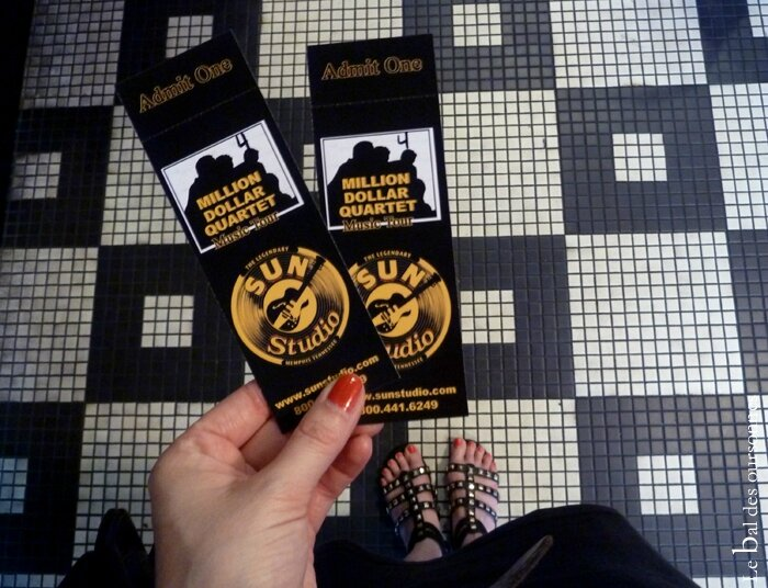 83 Sun Studio Memphis Tickets