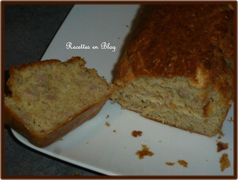 Cake Au Thon Moelleux Az