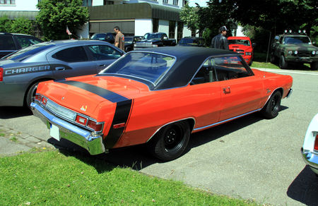 la dodge dart swinger hardtop coupe 1975 1976. Black Bedroom Furniture Sets. Home Design Ideas