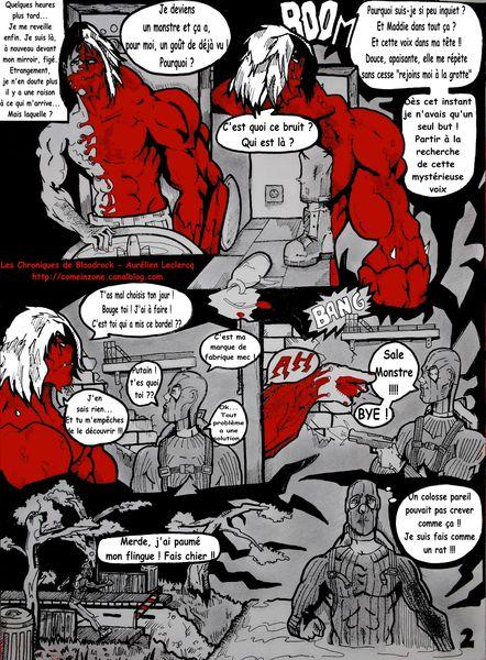 Les Chroniques de Bloodrock - page 002 - AL2