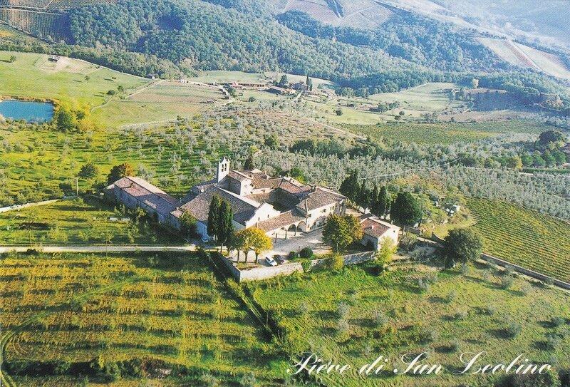 L'Eglise de Pieve di San Leolino