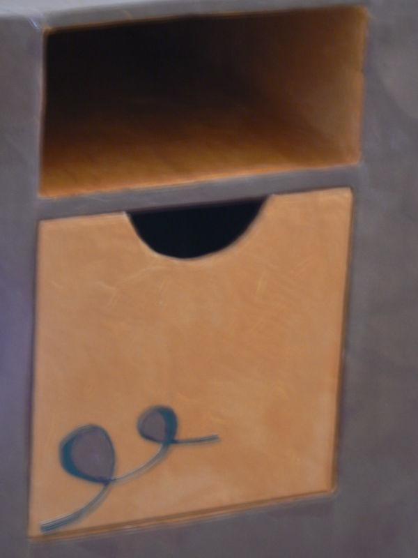 Meuble pour t l phone les cartons de nath 39 - Meuble pour telephone ...