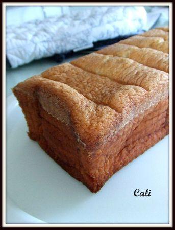 Génoise Cake à la Vanille & au Rhum 001