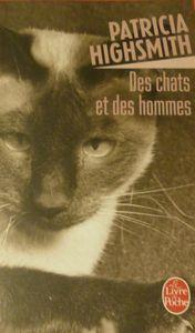 Des chats et des hommes