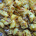 Gnocchis au poireau