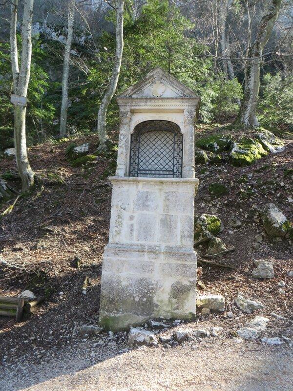 Oratoire Chemin des Roys - Grotte de Sainte Baume